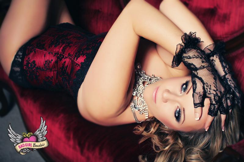 Sexy Boudoir Curvy Women // St. Augustine, Florida Female Boudoir & Pinup Photographer