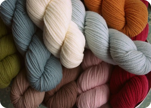 Quince and Co. Lark yarn