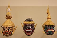 Cambodian masks