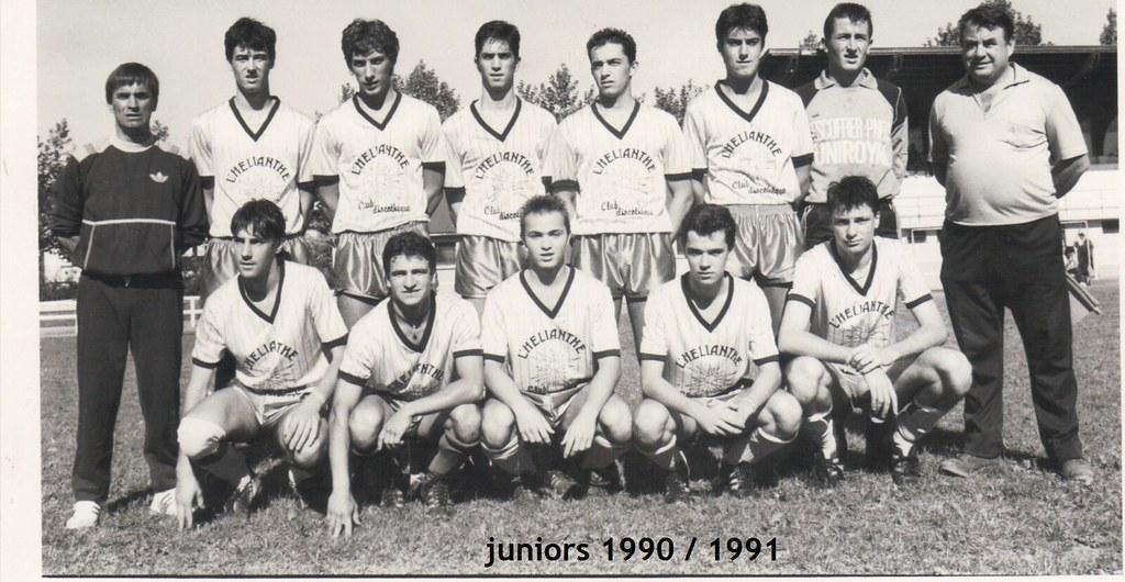 juniors 90 91
