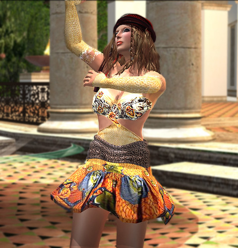 Gypsy Dancer  by Riviera Medier