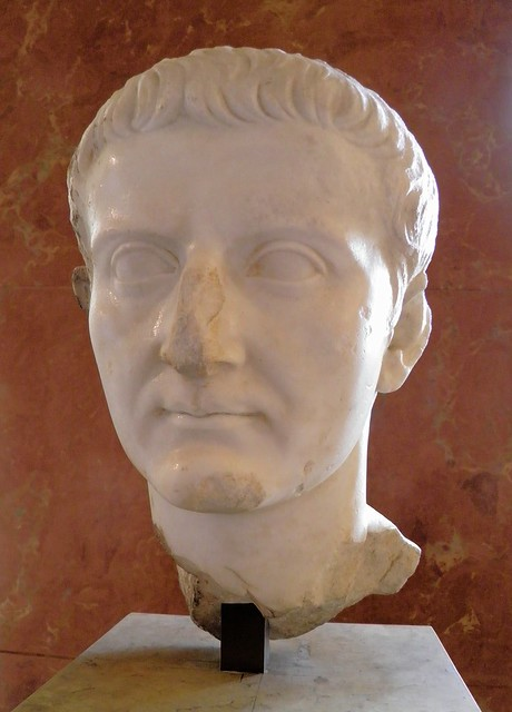 Tiberius, circa AD 13, from Philomelium, Phrygia (modern Turkey), Louvre Museum