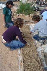 稻草泥磚製作學習課程