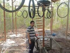 Pak Sehat, playground engineer