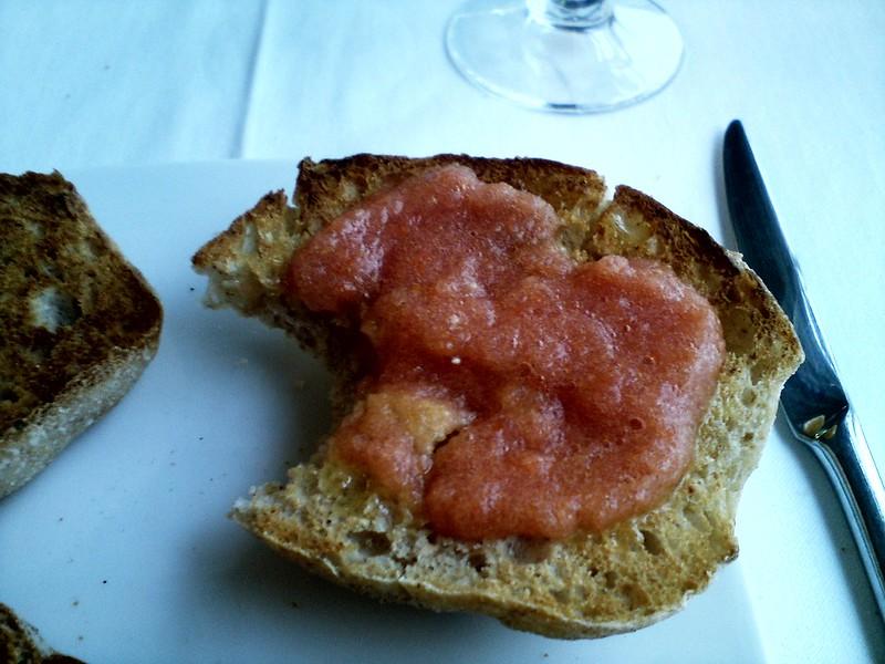 Breakfast in Sevilla