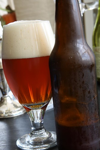 Homebrew Belgian Ale (Kobold Fighting Monk)