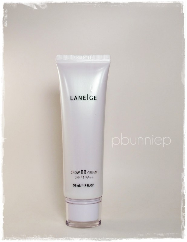 Laneige Snow BB Cream