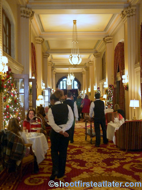 Afternoon Tea at The Willard InterContinental Hotel-3