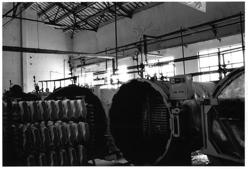 Production of Keds at Kunshan Sun Hwa