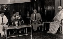 مع الزاكري  - جده - 1954