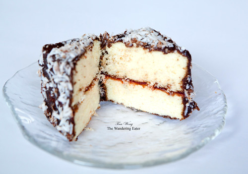 Inside the Lamington