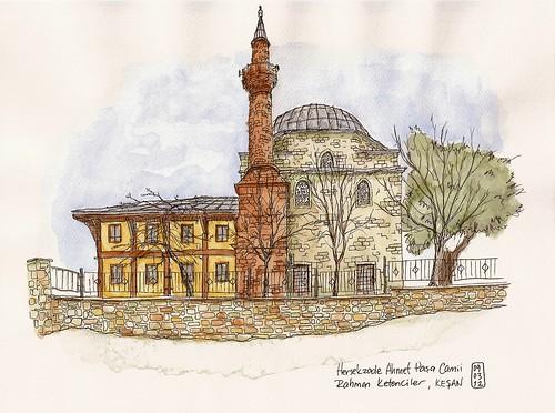 Hersekzade Ahmet Pasha Mosque