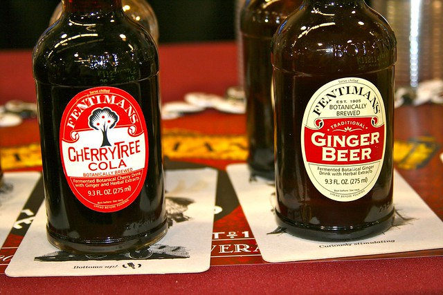 Fentimans Botanically Brewed Beverages