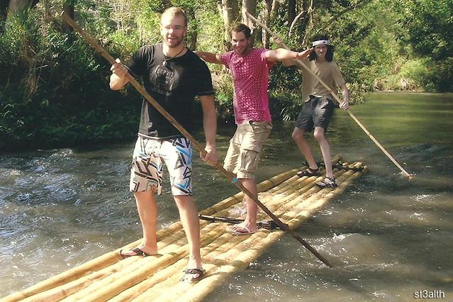 bamboo rafting scan