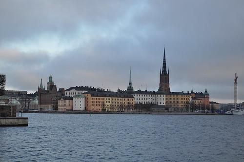 2011.11.11.302 - STOCKHOLM - Norr Mälarstrand - Gamla stan - Riddarholmskyrkan