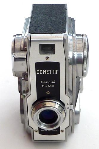 Bencini Comet III by pho-Tony