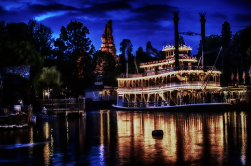The Nightlife Of Mark Twain by hbmike2000