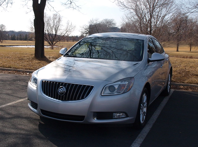 2012 Buick Regal eAssist 8