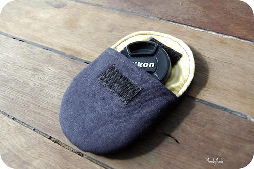 Custom Order Lens Cap Pouch