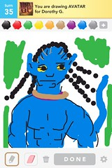 Avatar, Draw Something