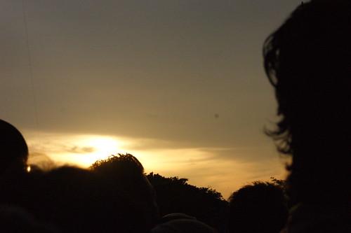 Matahari Petang