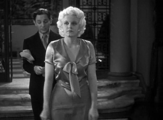 Platinum Blonde (1931) Screenshots/Costume