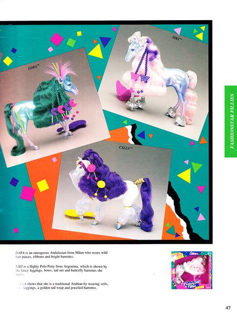 Fashion Star Fillies (KENNER) 1987 - 1989 6997508411_fa90d12db8_z
