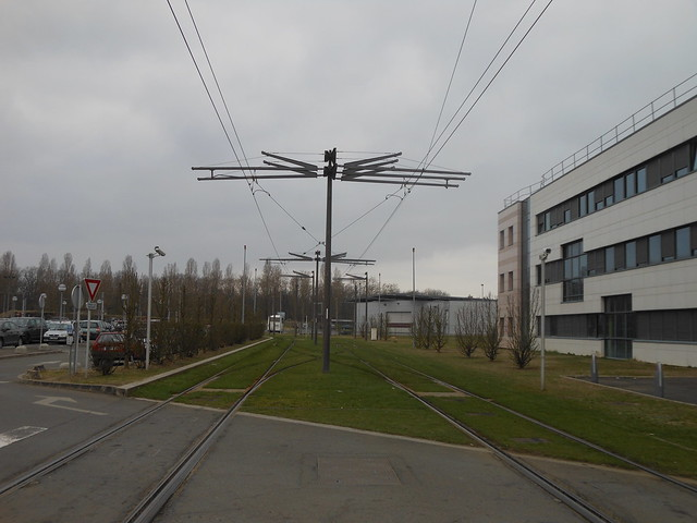 Tram ligne a 17 mars 2012 h pital d 39 orl ans la source orl ans flickr photo sharing - Horaire tram orleans ligne a ...