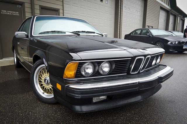 BMW on BBS