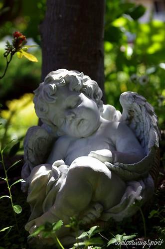 Angel at San Damiano