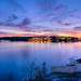 Blue Hour sunset in Fredhäll (Explore 27/03/2012) by Storkholm Photography