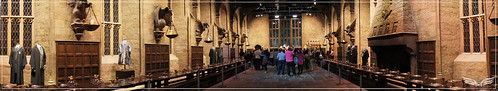 The Establishing Shot: The Making of Harry Potter Tour - The Great Hall by Craig Grobler