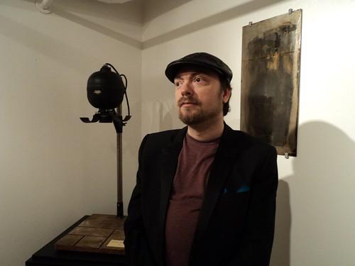 Jason Pliler, Artspace Shreveport by trudeau