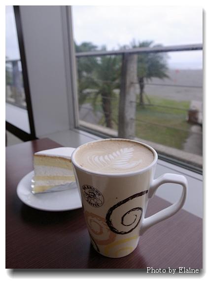 頭城伯朗咖啡