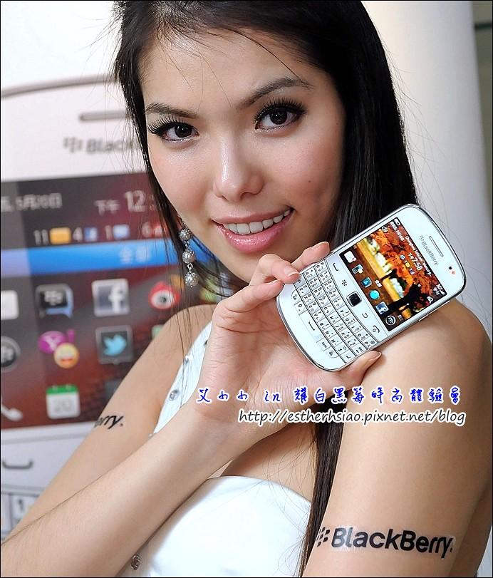 0 耀白BlackBerry Bold 9900