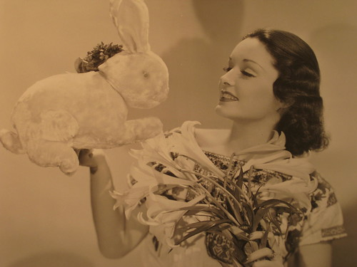 gail patrick easter crop, 1938