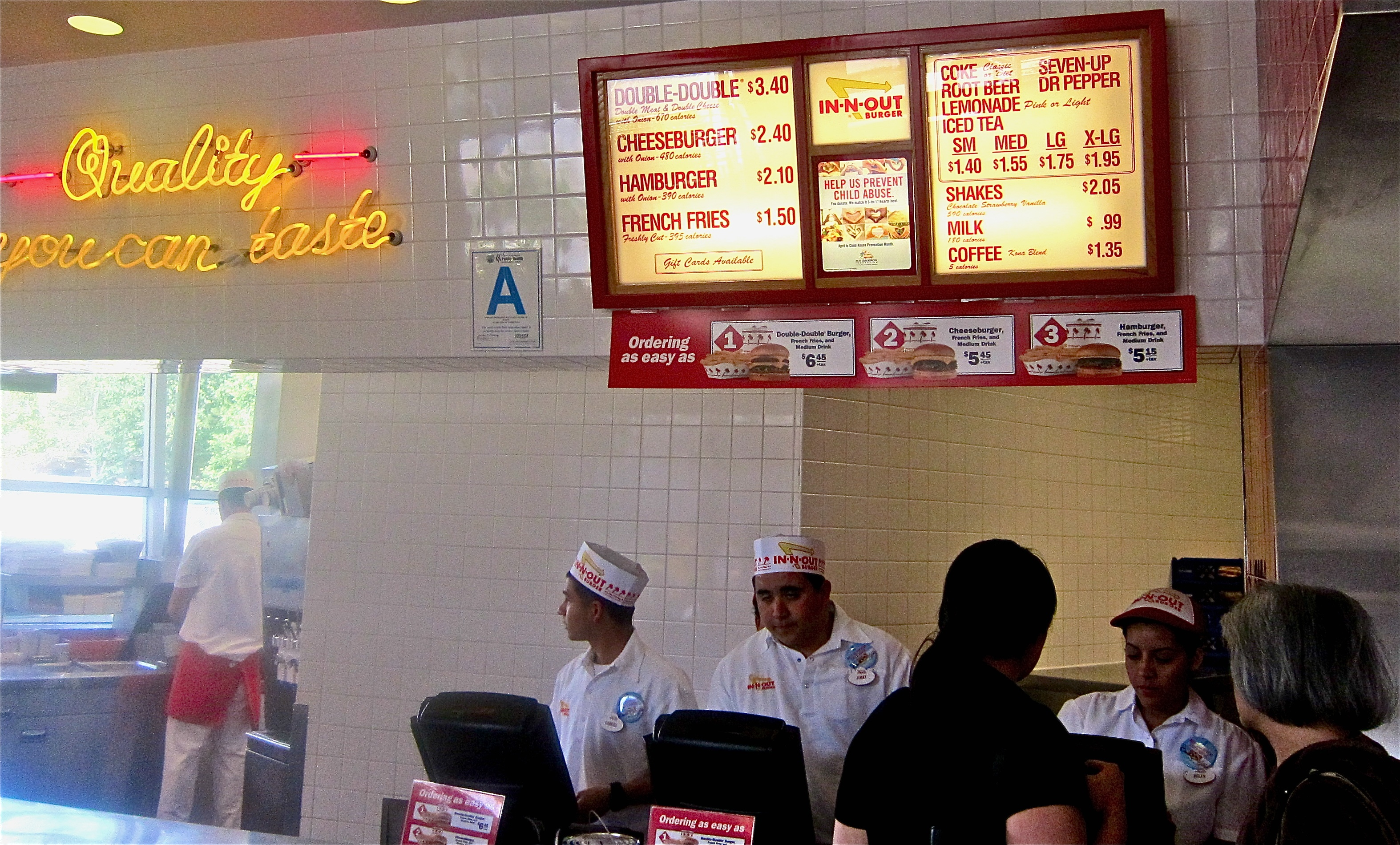 In-N-Out Servers