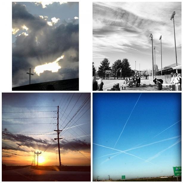 Instagram Skies