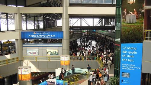 Noi Bai International Airport, Hanoi