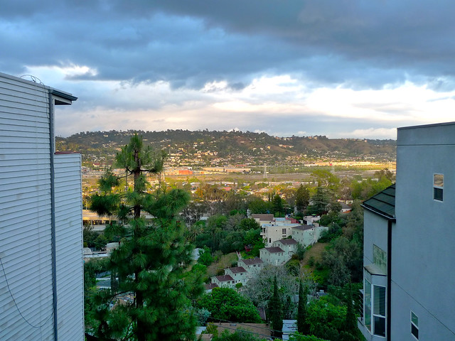 Down towards Glassell Park