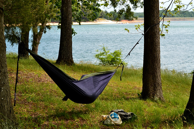 Eno Hammock At Lake Hartwell Flickr Photo Sharing