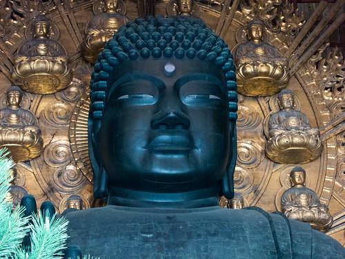Massive Buddha