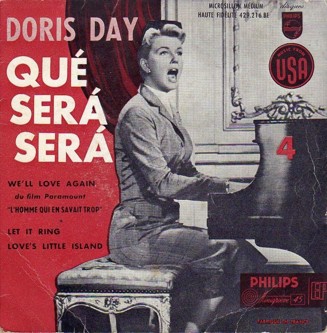 Doris Day, Qué Será Será, 1956