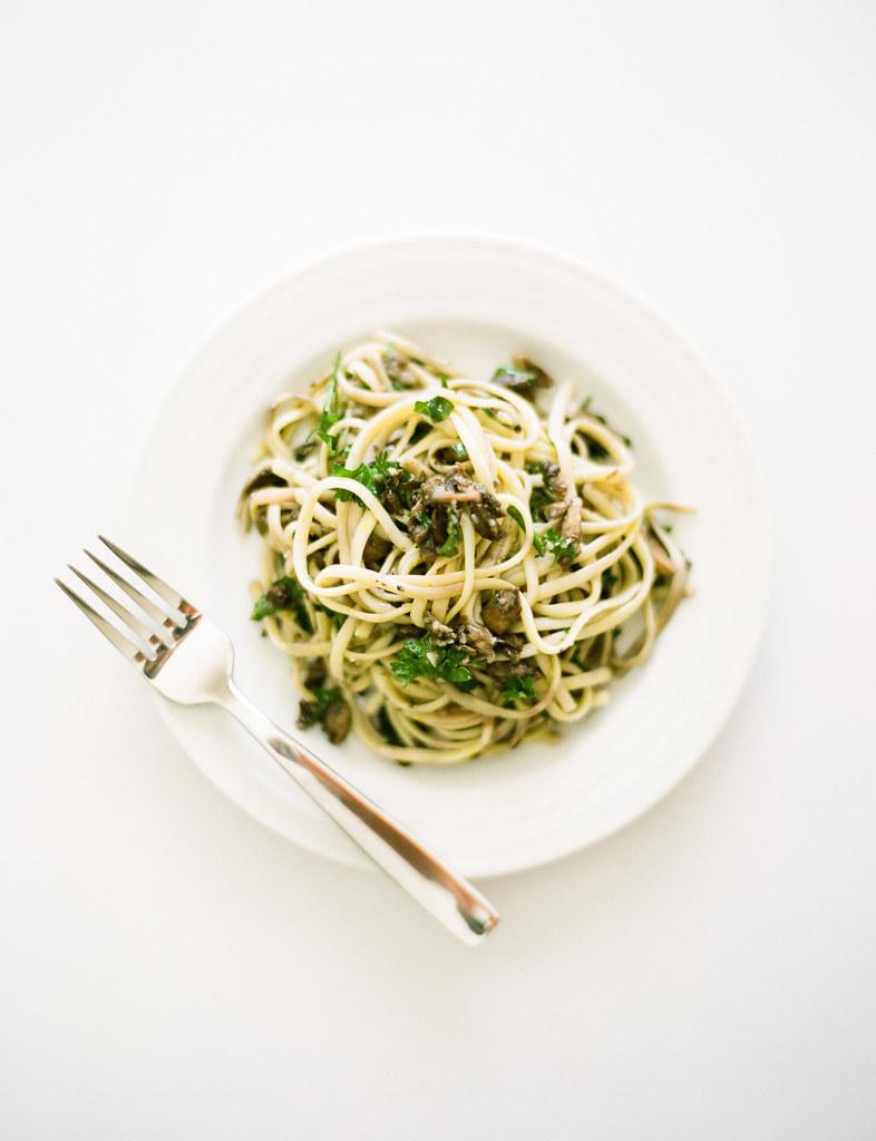 KIMBERLY CHAU – PHOTOGRAPHER | Linguine with Lemon, Garlic ...