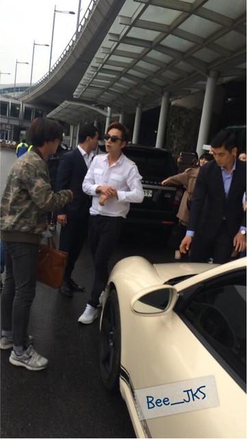 [Pics-2] JKS returned from Beijing to Seoul_20140427 14012022306_cdb12516e3_z
