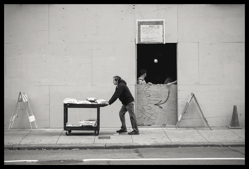 Lunch - Kearny Street - 2014