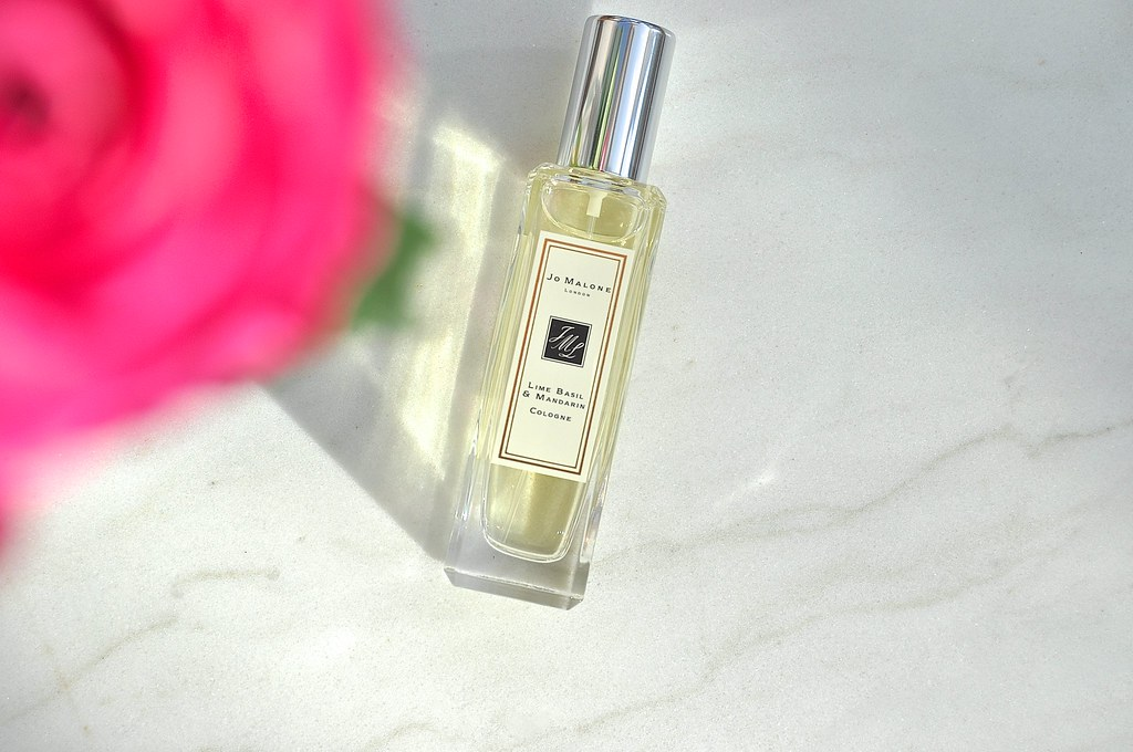 Jo Malone Lime Basil and Mandarin Cologne Perfume 6