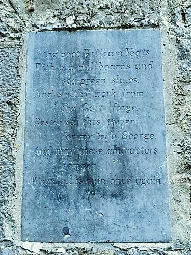 Yeats, Thoor Ballylee