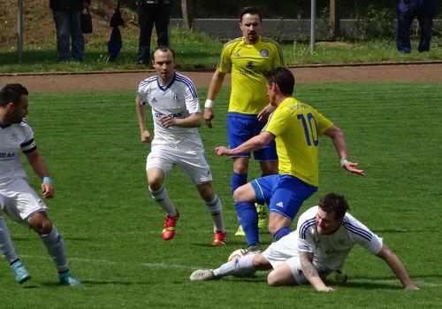 SpVgg Burgbrohl 2:1 FC Blau-Weiß Karbach