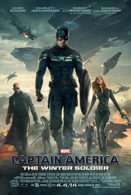 (2014) Captain America - The Winter Soldier